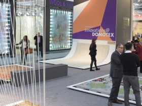 Domotex Fachmesse Hannover 2016